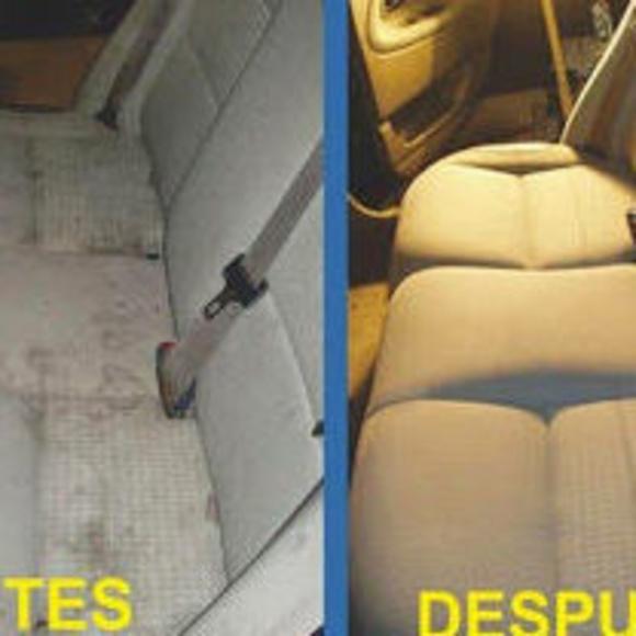 Limpiezas y desinfección de tapicerías