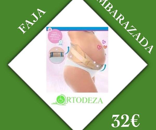 FAJA ESPECIAL PARA EMBARAZADAS 32 €