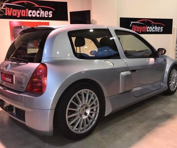 Renault Clio V6: Coches de ocasión  de VAYA COCHES SL