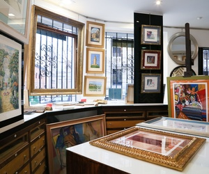 Galería de Cuadros y marcos en Madrid | Cano 1907