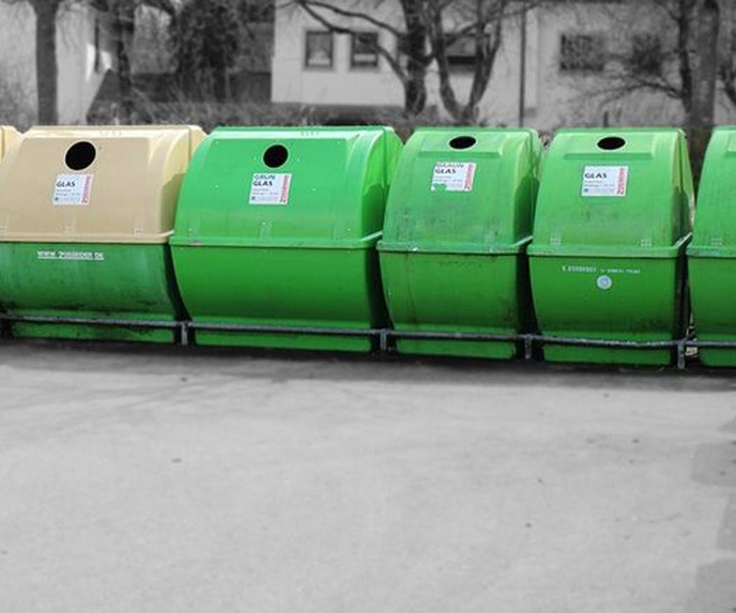 Los residuos peligrosos, al punto limpio