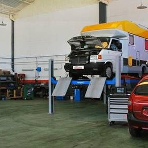 Mantenimiento y reparación del automóvil en Astigarraga, Guipúzcoa