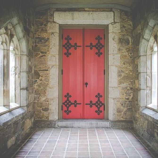 Los tipos de puertas más seguras