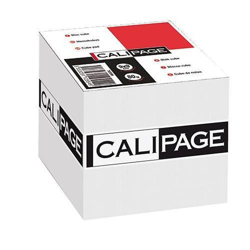 Calipage Taco de papel 650 hojas blancas REF. 765899: Tienda On-line de Papelería La Creativa