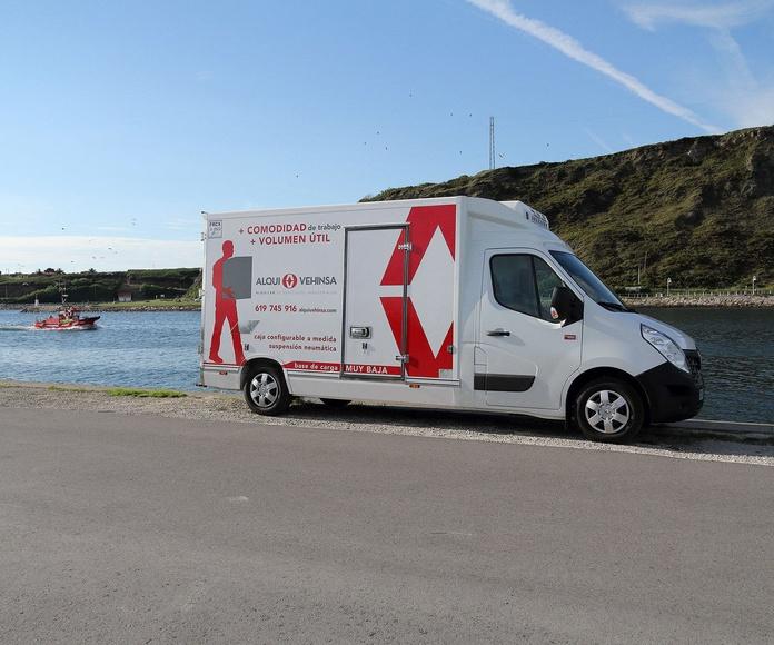 camión carrozado frigorífico (Plancher)
