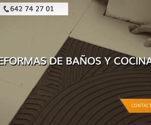 Reformas de cocinas en Zaragoza | Reformas Baño Moderno