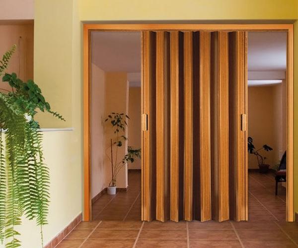 puertas plegables