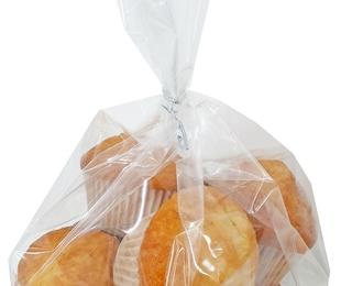 Magdalenas caseras sin azúcares añadidos