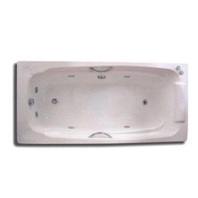 Bañeras rectangulares: Aqua Sistemas de Hidromasaje