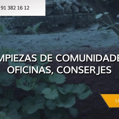 Limpieza de oficinas en Alcobendas | West Rim Servicios Integrales