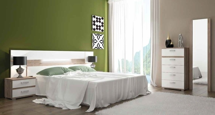 Dormitorios de matrimonio: Nuestro catálogo de Muebles La Ganga
