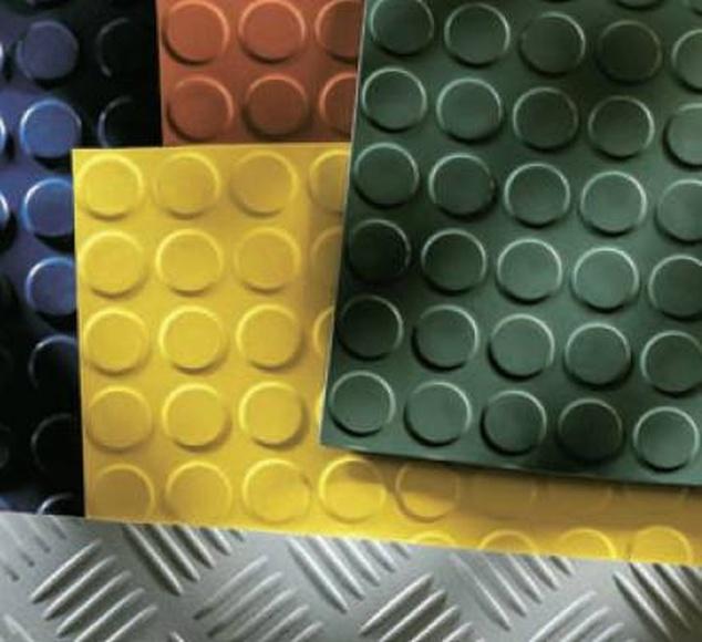 Pavimentos de círculos: Catálogo de Tenadi, S.L.