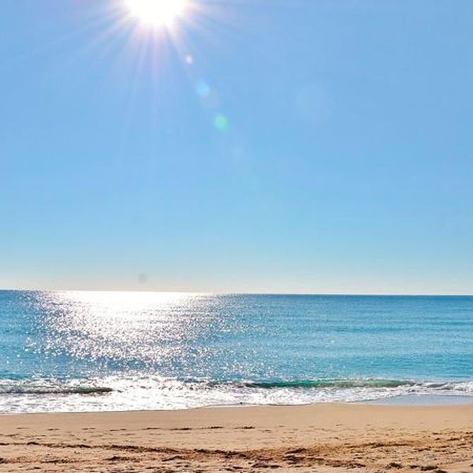 La playa de la Devesa