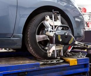 Montaje de neumáticos