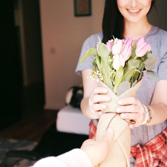 8 tipos de flores perfectas para tu pareja