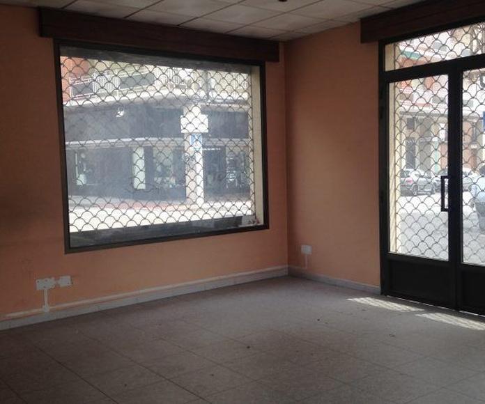 Venta de local comercial más dos piso: Inmuebles de Inmobiliaria Minerva