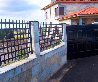 Puertas de garaje automáticas: Productos y servicios  de Norcierre