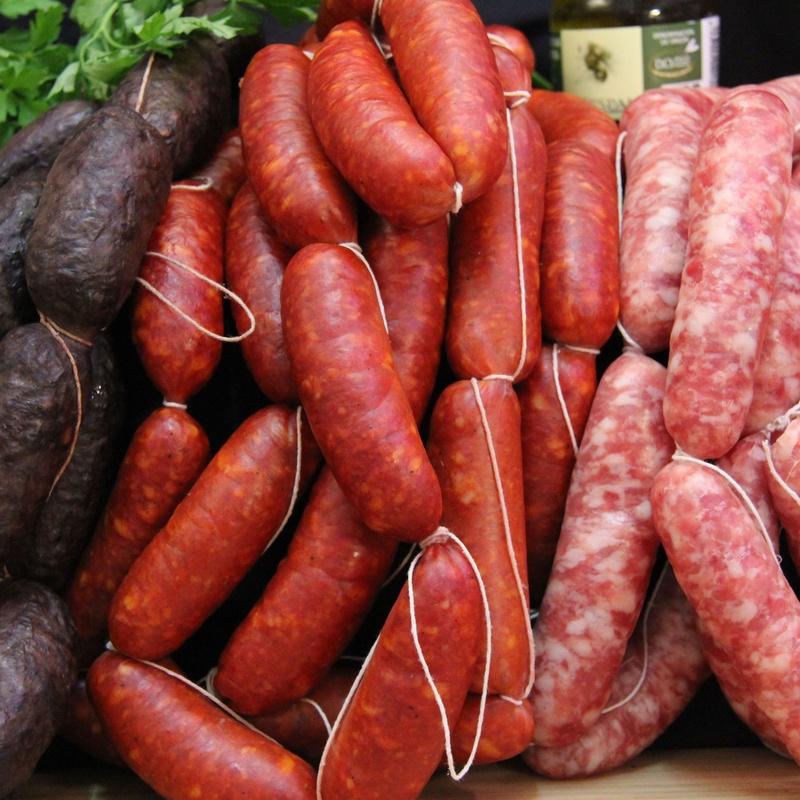 Nuestras Carnes : Productos de La Carnicería Hnos. Hernando