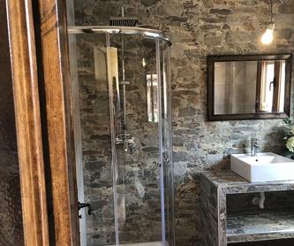 Mamparas de baño: Servicios de Obras y Reformas Zahino