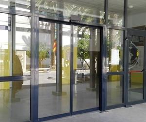 Oferta de puerta peatonal de apertura rápida automática en Valencia y Provincia