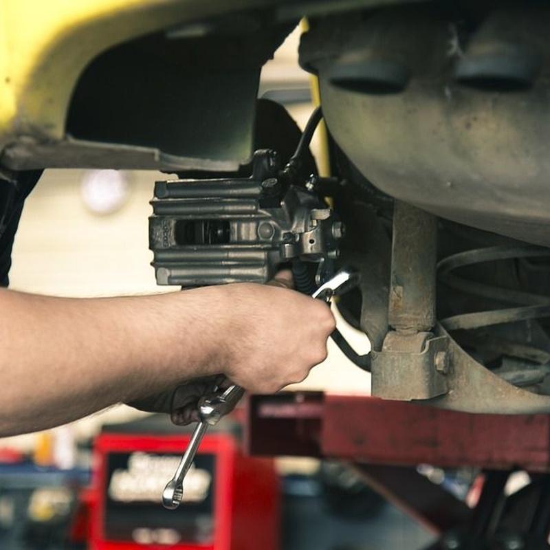 Mecánica general: Servicios de Taller CN Garaje