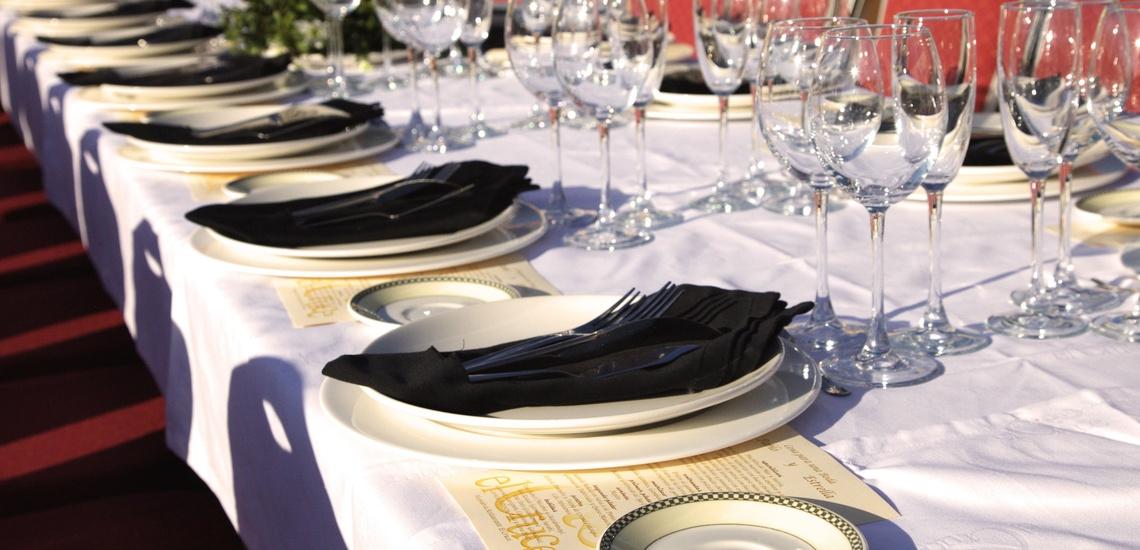 Restaurante para celebración de eventos en Córdoba