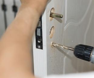 Instalación de control de accesos
