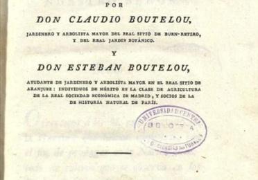 Tratado de la Huerta ó método de cultivar toda clase de hortalizas. 1813.