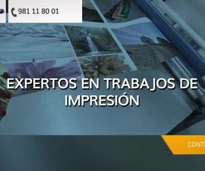 Imprenta y artes gráficas en La Coruña | Artes Gráficas Alonso