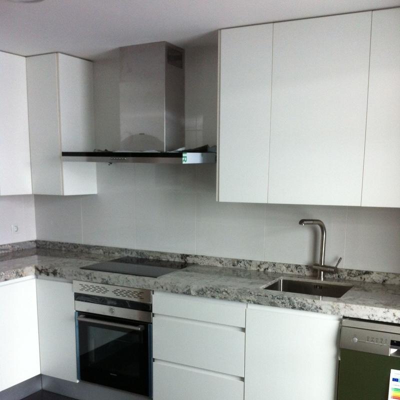 Liquidacion muebles de cocina + electrodomesticos 1900€