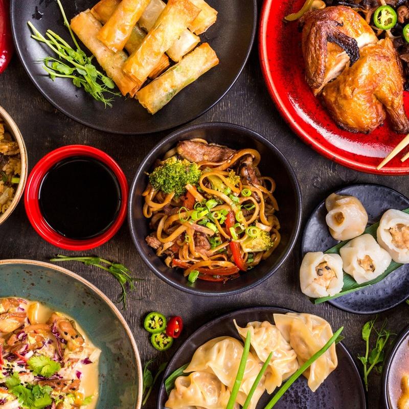 Carta: La carta de Restaurante China I