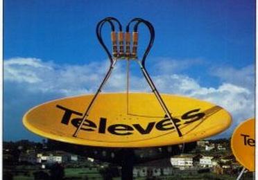 Reparación de antenas de TV y satélite