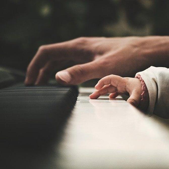 Qué tipo de piano elegir para aprender a tocar