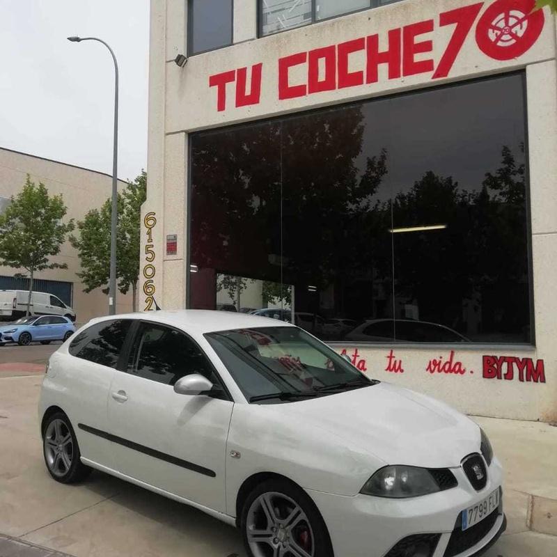 SEAT Ibiza 1.9 TDI 100CV SPORT 159000KM  AÑO 2007: Nuestros Coches de TuCoche70