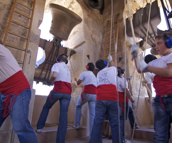Calendario de campanas - Campaners d'Albaida