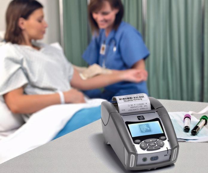Etiquetado Sanitario Healthcare