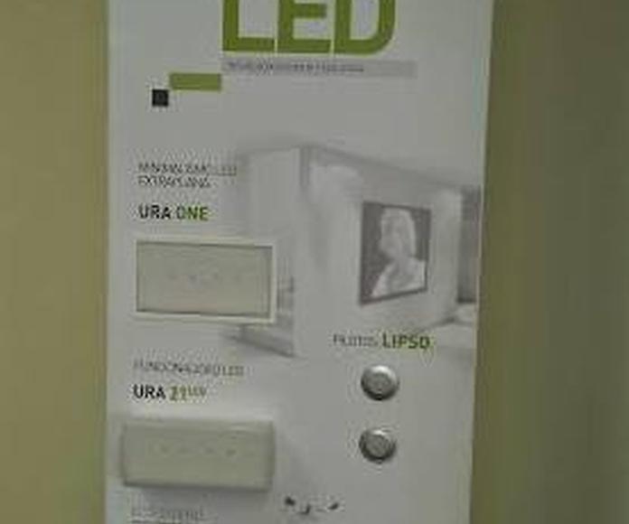 Lámparas de emergencia: Productos de Centro Led Almería