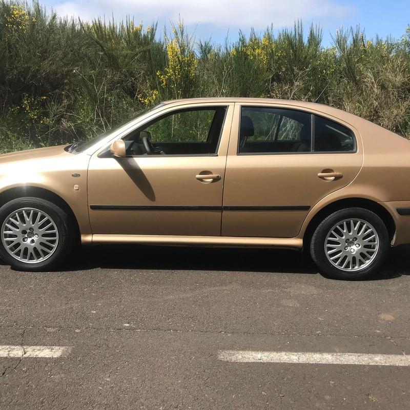SKODA OCTAVIA 1.9 TDI Ambiente 110cv: Vehículos de ocasión de Car Plus Canarias