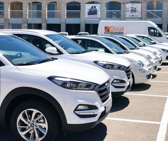 Industriales: Alquiler de Vehículos de Rent A Car Ducal
