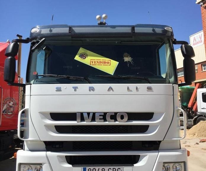 IVECO STRALIS 450. VENDIDO.: Vehículos industriales de Emirtrucks Trading