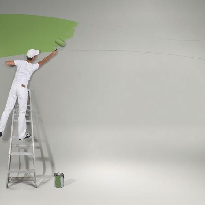 Ventajas de contar con pintores profesionales