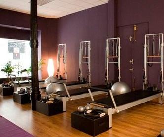 Pilates para mayores: Actividades y Servicios de Alma Pilates