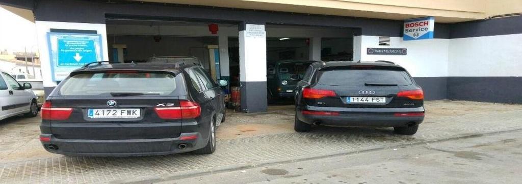 cambio de aceite y filtros Palma de Mallorca