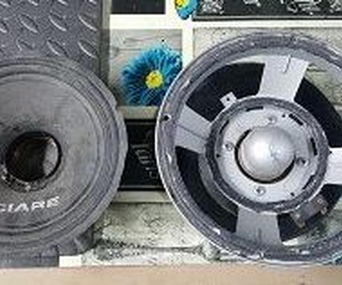 Reparado altavoz Ciare CM 205 ND