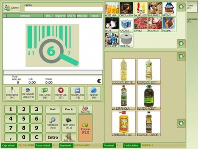 Software: Comercial Sacrida