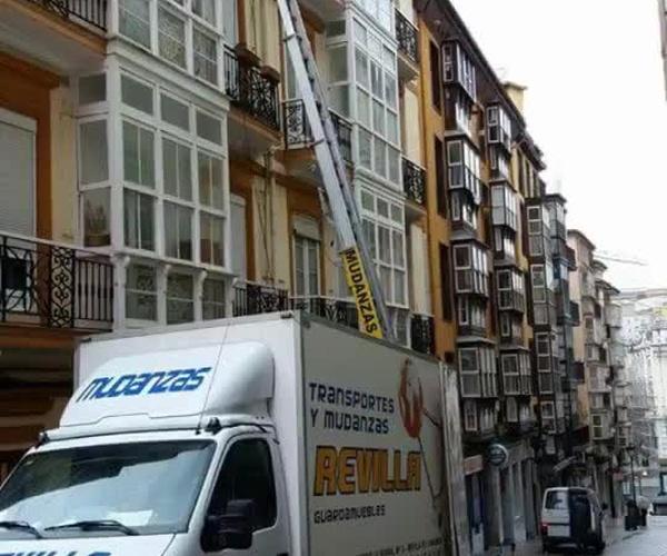 Mudanzas y guardamuebles en Cantabria | Mudanzas Revilla