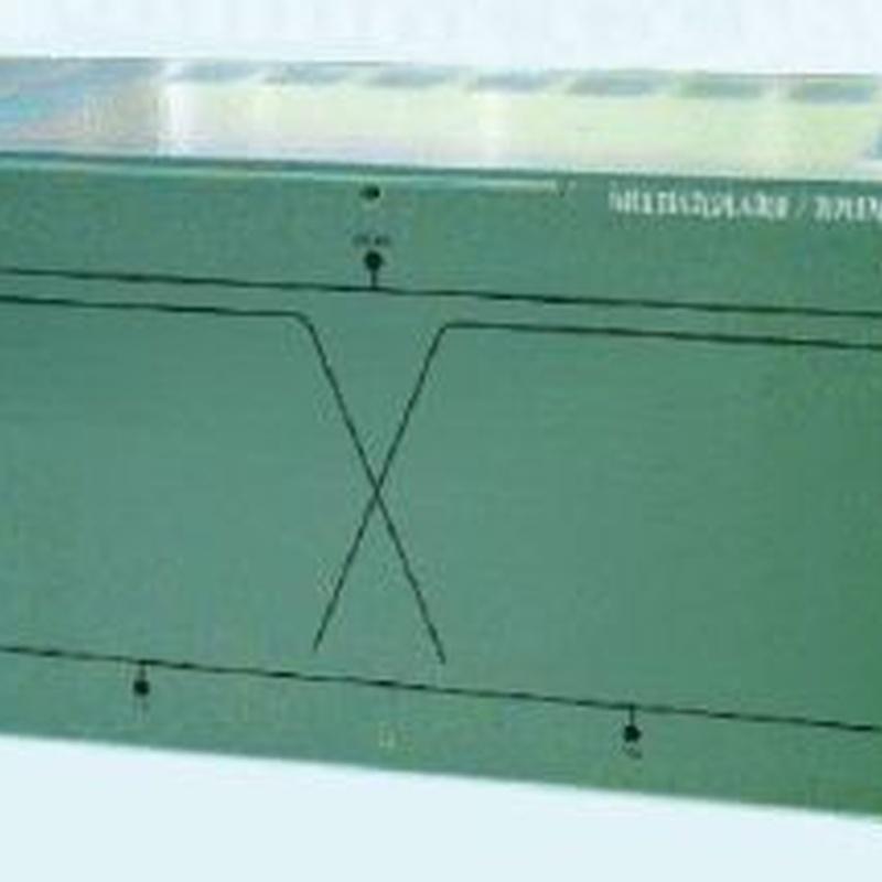 Multiparadora Diplexer Antena: Productos de Invelco