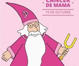 Osobuco y el Taller El Mago Diapasón con el día mundial contra el cáncer de mama.