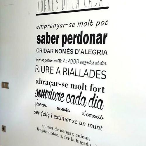 Vinilos decorativos en Lleida