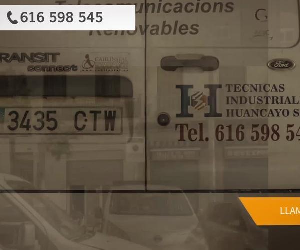 Empresas de electricidad en El Eixample de Barcelona: Técnicas Industriales Huancayo